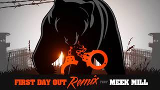 Tee Grizzley - First Day Out Remix ft. Meek Mill (Official Audio)