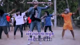 រាំពាក់ម៉ាស់ HD1080 - ភ្លេងសុទ្ធ - Khmer Karaoke