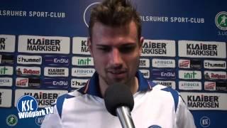 Siegtorschütze Dulleck im Interview