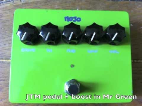 Xxx Mp4 MR GREEN MOJO A Fender Amp In A Pedal 3gp Sex