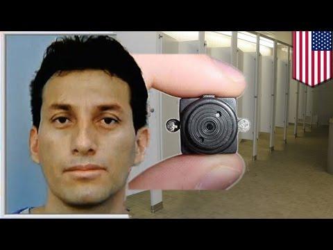 Toilet cam bust: University of Delaware student Javier Mendiola-Soto arrested