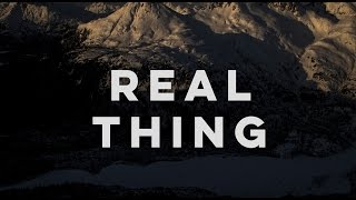 Zac Brown Band - Real Thing (Lyric Video)