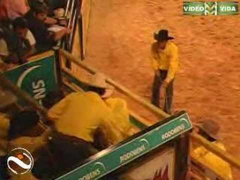 EXPO2006 Rodeio Disputa Final