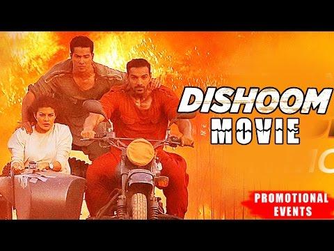 Xxx Mp4 Dishoom Movie 2016 Promotional Events John Abraham Varun Dhawan Jacqueline Fernandez 3gp Sex