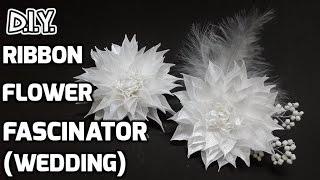 Download D.I.Y. Ribbon Flower Fascinator | MyInDulzens 3Gp Mp4
