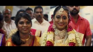 Raja & Kavin - Wedding Film   Thodakkam Mangalyam (Bangalore Naatkal)   Aval (Manithan)