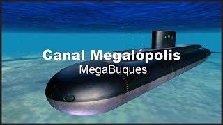 RUSIA (Octubre  Rojo) Submarino