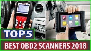 Best OBD2 Scanner 2018 - Top 5 Best OBD2 Scanners 2018
