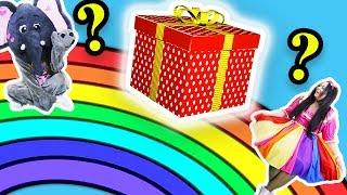 Loly & Falfool, Rainbow - لولي وفلفول - قوس قزح