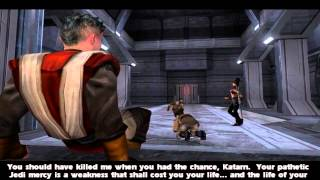Star Wars Jedi Knight III: Jedi Academy - Chapter 11 - Vjun & Promotion (Cutscenes)