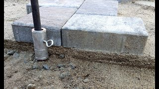 Perfect Paver hardscape installation Tool   How To Prepare And Lay A Base For Pavers