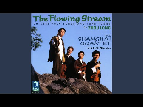 Download 8 Chinese Folk Songs: No. 3. The Flowing Stream