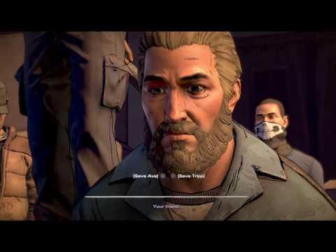 The Walking Dead: A New Frontier episode 4: Tripp's death