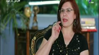 ابنه الفنان محمد شوقى  تتحدث عن حياة والدها مع شوبير