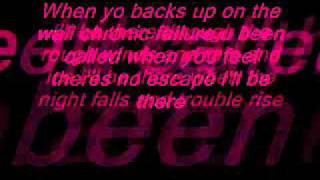 tiffany evans ill be there lyrics