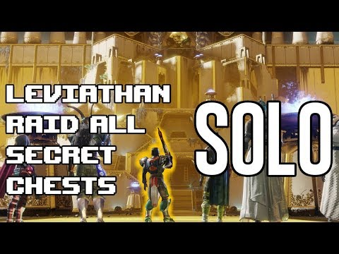 Xxx Mp4 Destiny 2 Leviathan Raid SOLO Exploration Walkthrough All 9 Exotic Chests Location Guide 3gp Sex