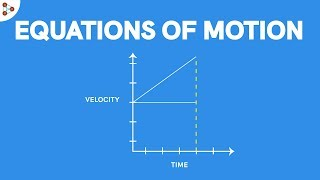 Physics - Equations of Motion