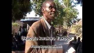 Ukuchula kwakwa Yakobo Part 1- Pastor Mpundu Mweshi (Bemba- Zambian Language)