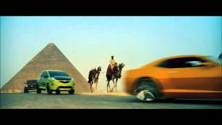 Transformers 1,2,3,4 music video:In My Remains (Linkin Park)