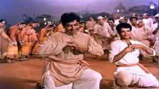 Nain Lad Jaye Hain To Manwa Ma - Mohammad Rafi - Ganga Jamuna (1961) - HD