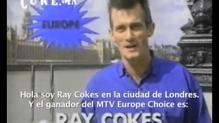 The Cure - MTV International Viewer's Choice 1992