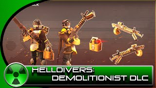 Helldivers: Is the Demolitionist DLC worth it?