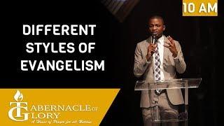 Brother Valery Mondesir | Different Styles of Evangelization Part 3 | TG | 10 AM