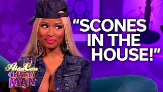 Nicki Minaj - Full Interview on Alan Carr: Chatty Man