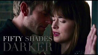 Fifty Shades Darker - Jack Tries To Touch Ana