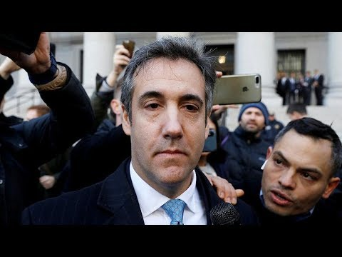 Michael Cohen gets 3 years for cases involving Stormy Daniels, lying to Congress