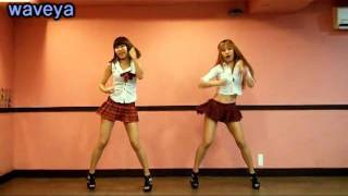 t-ara roly poly dance cover