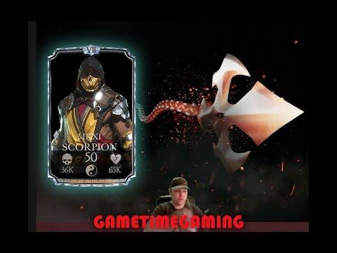 Xxx Mp4 MK11 Scorpion Confirmed For Mobile GTG MK11 MKMobile Update 3gp Sex