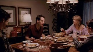 Role Models (10/11) Best Movie Quote - Awkward Dinner Scene (2008)