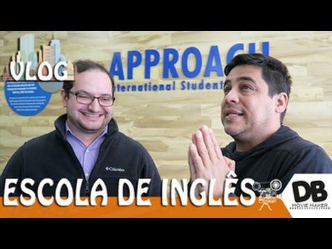 Novidades na escola de inglês Approach para 2017 - Db In The USA #524