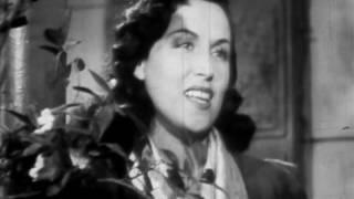 مش قادرة اصدق - ليلي مراد | فيلم خاتم سليمان