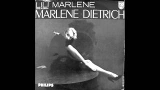 Marlene Dietrich - Lili Marlene  (Full Album*) 1959