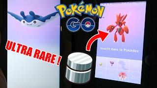 CIZAYOX POKEMON GO ÉVOLUE AVEC UN OBJET RARE !! Pokemon GO #83