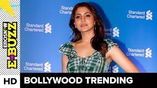 Anushka Sharma has seen her future!  | Bollywood News | ErosNow eBuzz