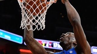 Bam Adebayo Monster Dunks: Kentucky vs. Louisville