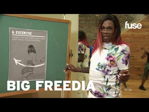 Xxx Mp4 Professor Freedia Teaches How To Twerk Big Freedia Bounces Back 3gp Sex