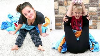 SUPER FUNNY!! NOT YOUR LEGS CHALLENGE!