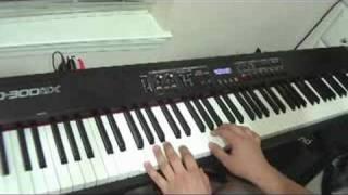 Sarah McLachlan - Angel Piano