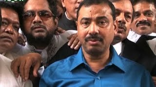 Nasir released from attempt to murder case I News & Current Affairs