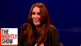 Catherine Tate Has A Weird Obsession with QVC Shopping