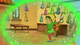Dora and Friends Into the City! S2E10 Gymnastics Tournament of Light