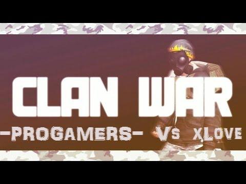 -PROGAMERS- Vs XLove | CW oficial | OP7 Latino| Nos llaman izis :v |