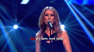 Celine Dion | Then You Look At Me  Lyric Karaoke