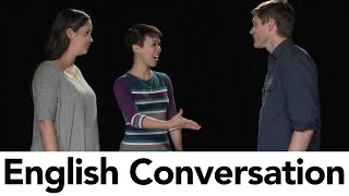 English Conversation Study:  Introducing Tom and HaQuyen - American English