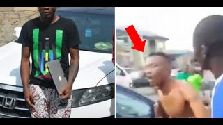 YAHOO BOY GO MAD AFTER REFUSAL TO USE MOTHER /IS THIS WHAT SOTITOBIRE  AKURE PASTOR INVOLVE