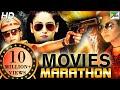 Lady Don Special Marathon | South Indian Hindi Dubbed Movies 2020 | Daava, Majaal